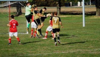 LSV Herren : FC RSK Freyburg II 3:1 (2:1)