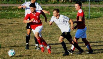 LSV Herren : SV Wengelsdorf II 5:0 (5:0)