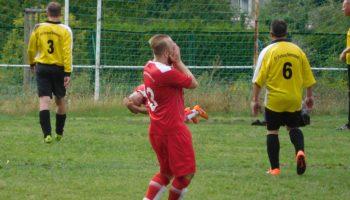 SV Rehmsdorf : LSV Herren I 0:4 (0:2)