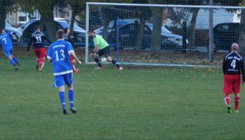 SV 1893 Kretzschau : LSV Herren 3:0 (1:0)