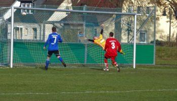 SG Blau-Weiß Bad Kösen : LSV Herren 5:0 (3:0)